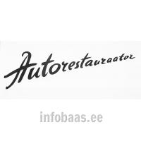 Autorestauraator Märt Aarne Engineering..